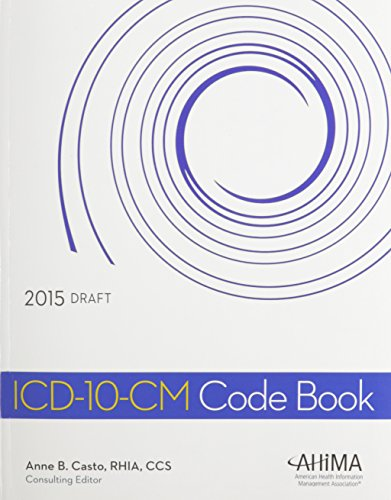 9781584264408: ICD-10-CM Code Book, 2015 Draft