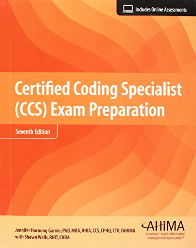 9781584265689: CCS Exam Preparation, Seventh Edition
