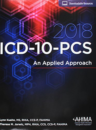 9781584266006: ICD-10-PCS: An Applied Approach, 2018
