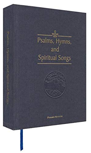 9781584273523: Psalms, Hymns, and Spiritual Songs