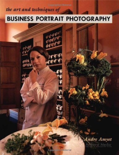 9781584281078: The Art and Techniques of Business Portrait Photography