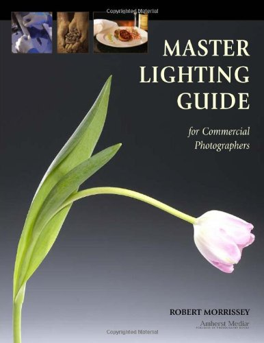9781584281986: Master Lighting Guide for Commercial Photographers