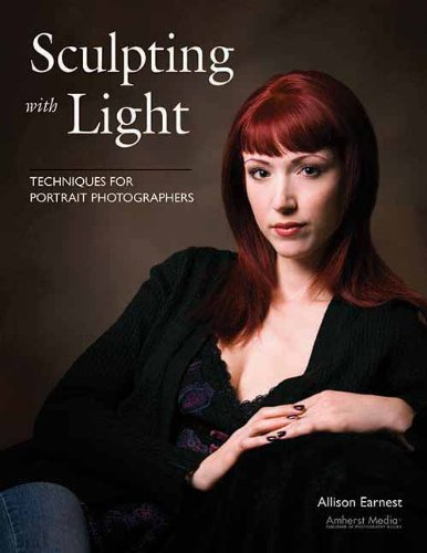 9781584282365: Sculpting with Light: Techniques for Portrait Photographers