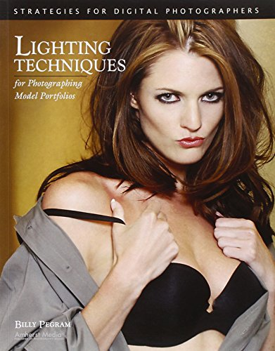 9781584282594: Lighting Techniques For Photographing Model Portfolios