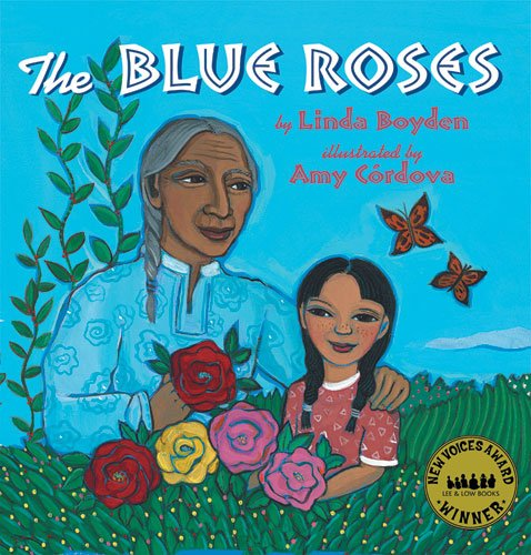 9781584300373: The Blue Roses