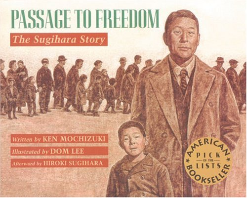 9781584301578: Passage to Freedom: The Sugihara Story (Rise and Shine)