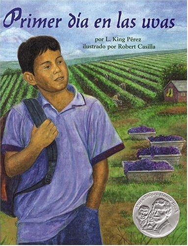 Primer Dia En Las Uvas (Spanish Edition): Perez, L. King;