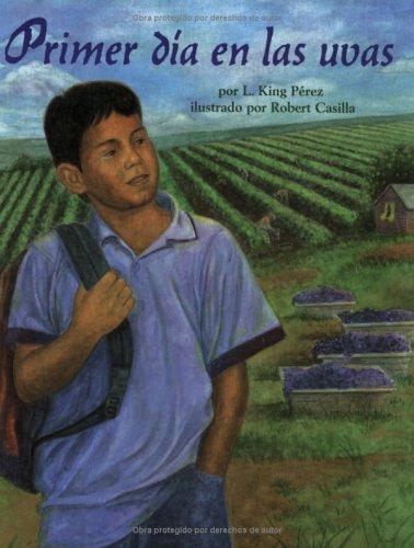 9781584302407: Primer Dia en las Uvas (Spanish Edition)
