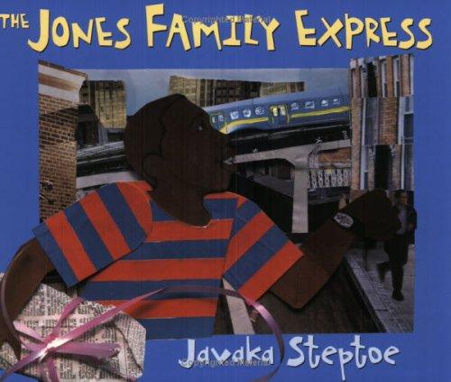 The Jones Family Express: Javaka Steptoe