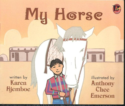 9781584309758: My horse (Bebop Books)