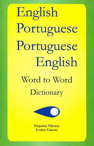 9781584324171: English Portuguese Portuguese English Word to Word Dictionary