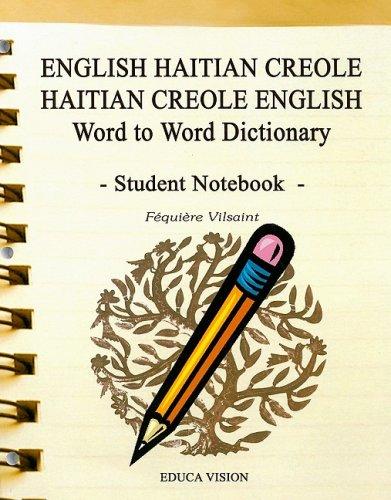 English Haitian Creole Haitian Creaole English Word: Fequiere Vilsaint