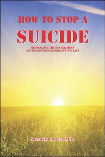 9781584327356: How To Stop A Suicide
