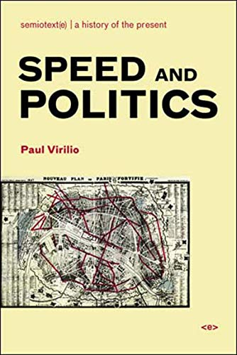 9781584350408: Speed and Politics 2e