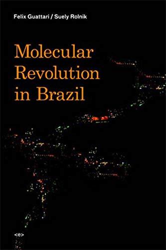 Molecular Revolution in Brazil (Semiotext(e) / Foreign: Rolnik, Suely,Guattari, Felix