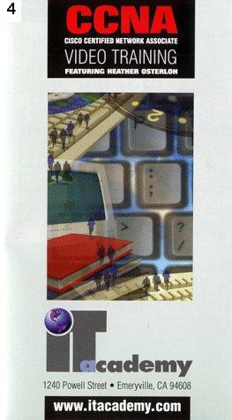 9781584400035: CCNA Video Training - Volume 4 of 4 [VHS]