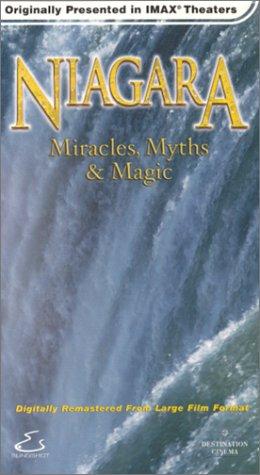 9781584481386: Large Format Niagara: Miracles, Myths & Magic [VHS]