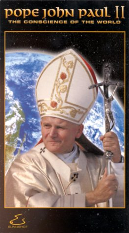 9781584481553: Pope John Paul II: The Conscience of The World [VHS]