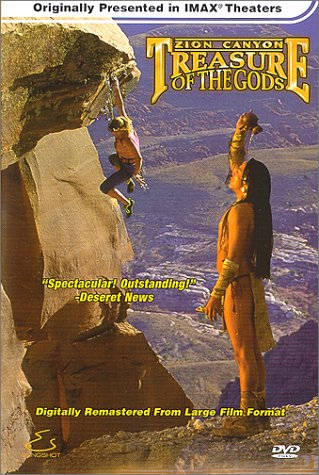 9781584481683: Zion Canyon - Treasure of the Gods [Import USA Zone 1]