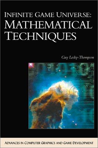9781584500582: Infinite Game Universe: Mathematical Techniques