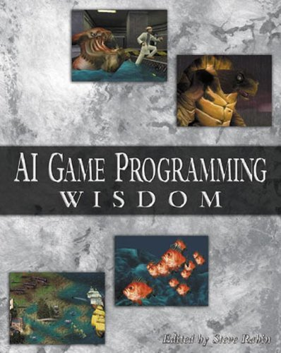 AI Game Programming Wisdom (with CD-ROM) (Game: Steve Rabin