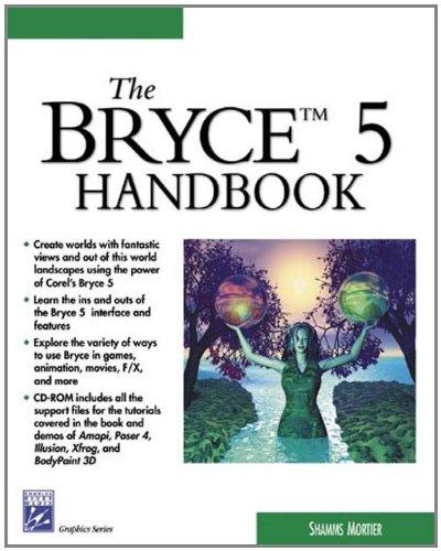 9781584502173: The Bryce 5 Handbook (Graphics Series)