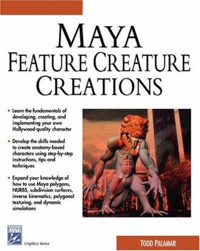9781584502258: Maya Feature Creature Creations (Graphics Series)
