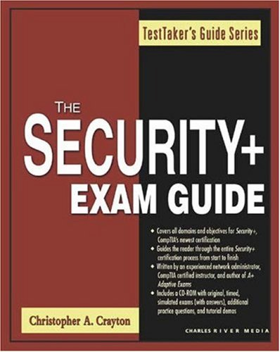 9781584502517: Security + Exam Guide (Charles River Media Networking/Security)