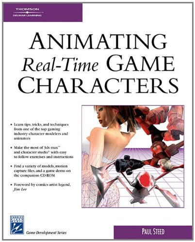 9781584502708: Animating Real-Time Game Characters (Charles River Media Game Development)