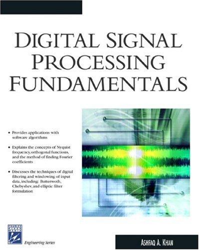 9781584502814: Digital Signal Processing Fundamentals (Charles River Media Computer Engineering)