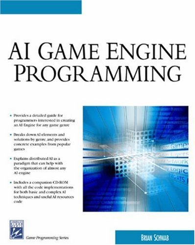 9781584503446: AI Game Engine Programming (Game Development Series)