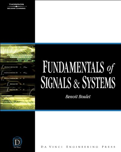 9781584503811: Fundamentals of Signals and Systems (Electrical and Computer Engineering; Book & CD-ROM)