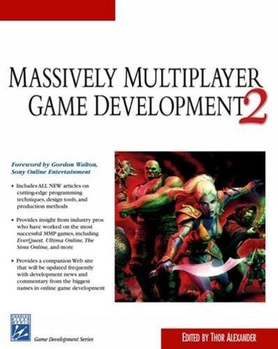 9781584503903: Massively Multiplayer Game Development 2 (Charles River Media Game Development) (v. 2)