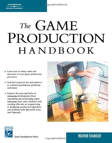 9781584504160: Game Production Handbook (Charles River Media Game Development)