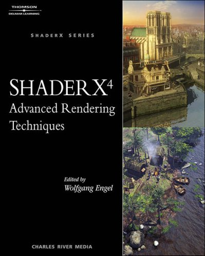 9781584504252: Shader X4 Advanced Rendering Techniques (Graphics Series)