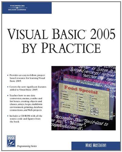 9781584504412: Visual Basic 2005 By Practice (Programming Series)