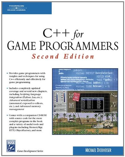 9781584504528: C++ For Game Programmers (Game Development Series)
