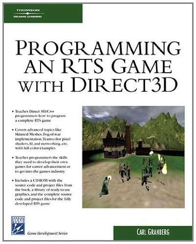 9781584504986: Programming an RTS Game with Direct3D