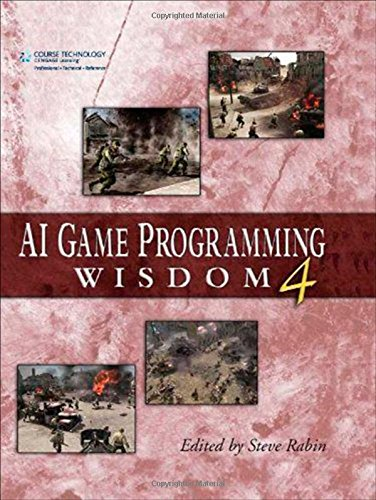 9781584505235: AI Game Programming Wisdom 4 (AI Game Programming Wisdom (W/CD))