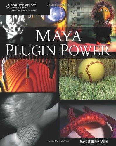 9781584505303: Maya Plug-In Power