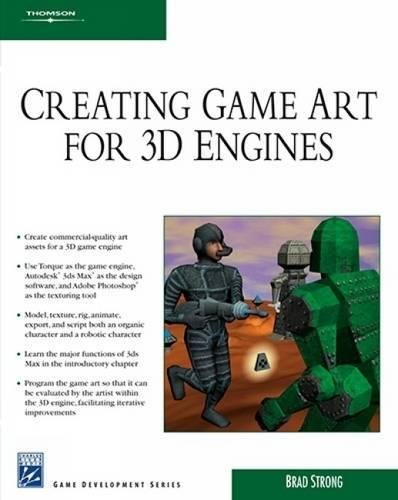 9781584505488: Creating Game Art for 3D Engines (Charles River Media Game Development Se)
