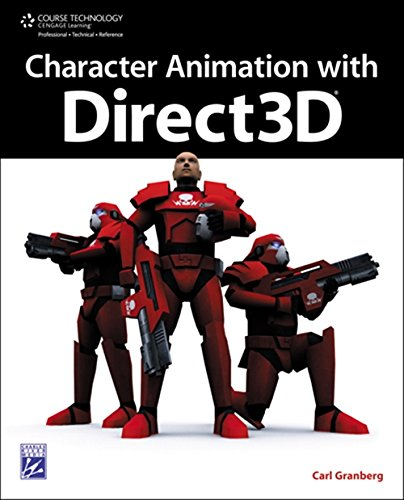 9781584505709: Character Animation With Direct3D