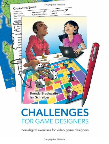 9781584505808: Challenges for Game Designers