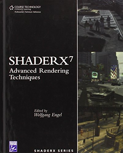 9781584505983: ShaderX7: Advanced Rendering Techniques