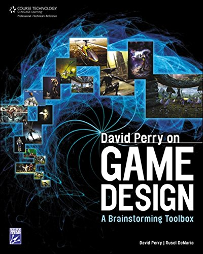 9781584506683: David Perry on Game Design: A Brainstorming Toolbox