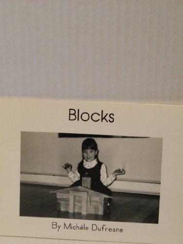 Blocks (Early Emergent Books - Set 1): Michele Dufresne