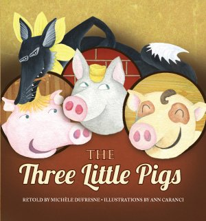 9781584536048: Three Little Pigs, The