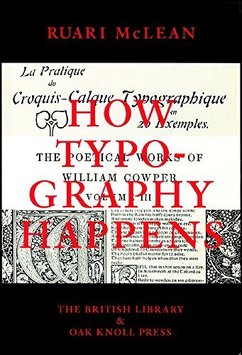9781584560197: How Typography Happens