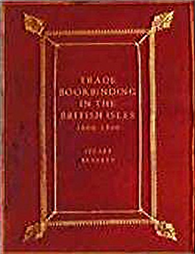 9781584561309: Trade Bookbinding In The British Isles, 1660-1800