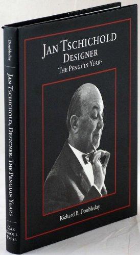 9781584561781: Jan Tschichold, Designer: The Penguin Years